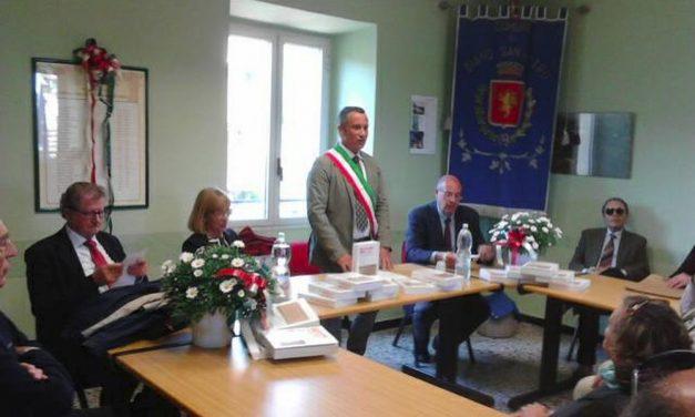 Persino il Prefetto a Diano San Pietro per l'intitolazione della Sala Consiliare a Francesco Biga
