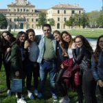 Gli studenti tortonesi del Marconi in visita alla città della pasta, del latte e dei dolci: Parma