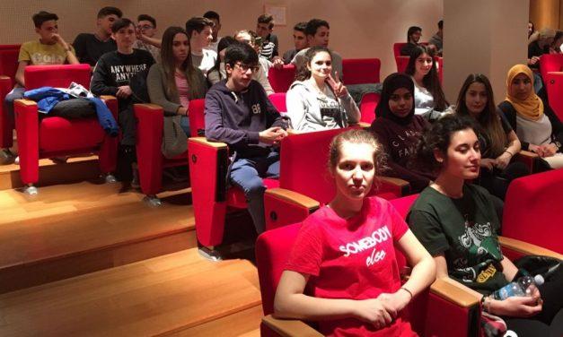 """Anche gli studenti del """"Marconi"""" di Tortona al convegno sui ricercatori scientifici"""