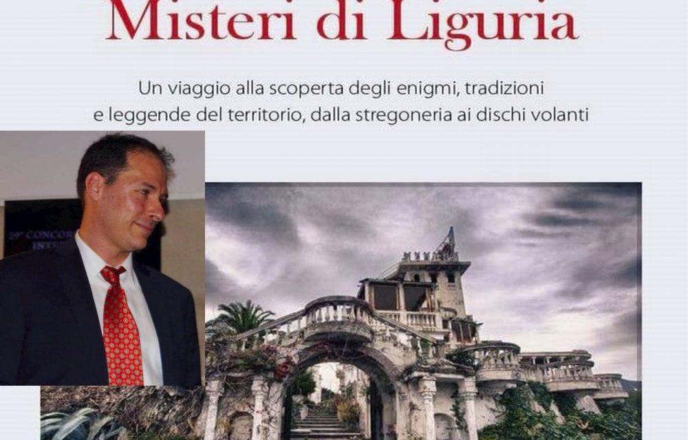 Il dianese Luca Valentini scrive un libro sui Misteri della Liguria. A breve nelle librerie con un calendario di presentazioni