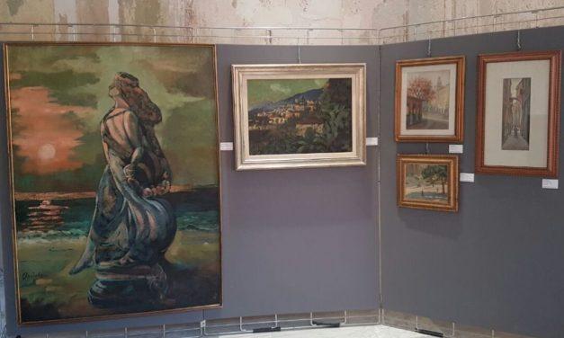 A Sanremo mercoledì 26 aprile c'è l'inaugurazione della mostra degli artisti partigiani Ivaldo e Orvieto