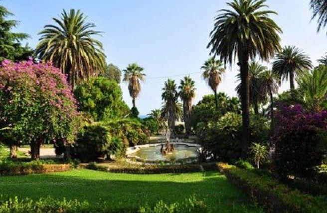 Lunedì a Sanremo si visita gratis il Parco di Villa Ormond