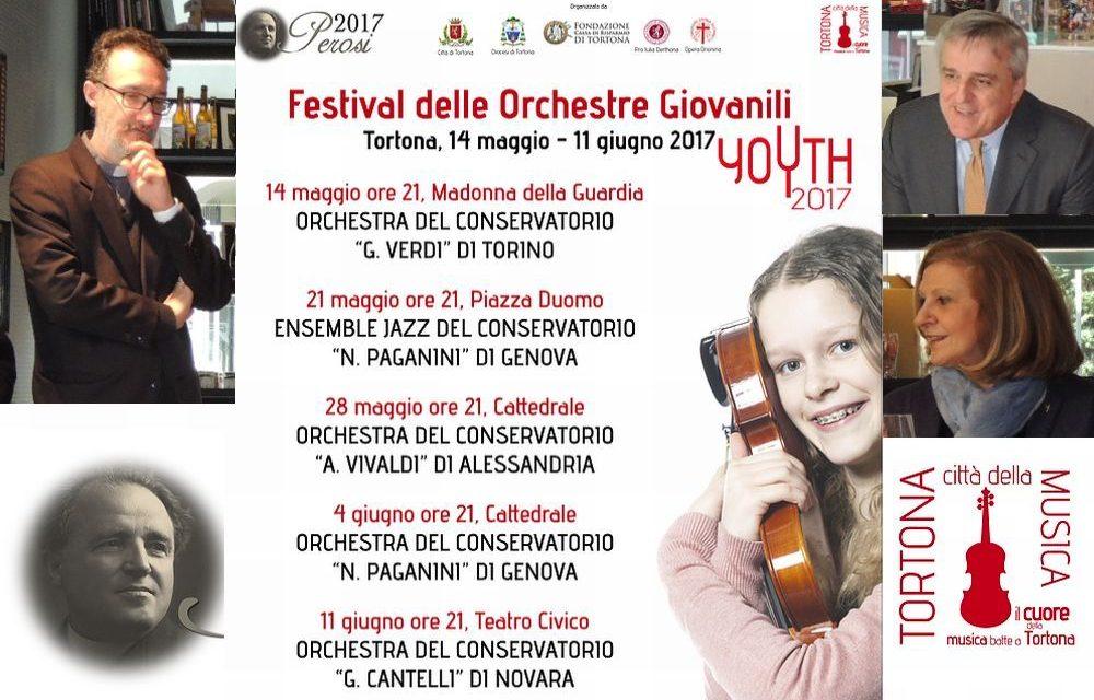 A Tortona nasce Perosi.EDU, un programma didattico che a maggio coinvolgerà 5mila bambini con musica e concerti