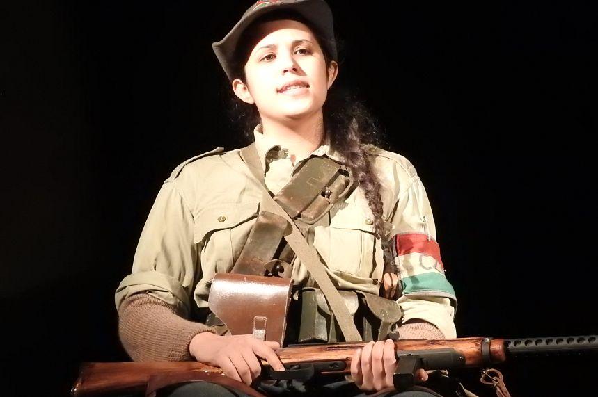 Venerdì a Novi Ligure due spettacoli sulla Resistenza con Eleonora Bocchio e Francesca Pasino.