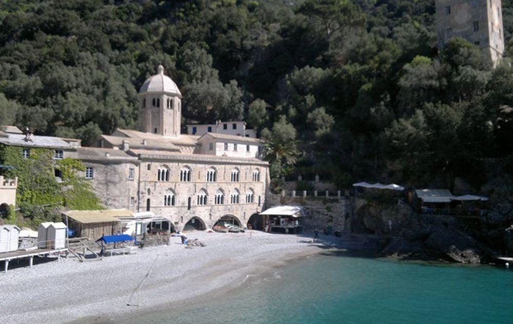 Viaggiareoggi: in trekking da Camogli a San Fruttuoso percorrendo il sentiero delle Batterie