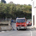 Due interventi dei Vigili del fuoco a Diano Marina: per vespe e cornicione pericolante