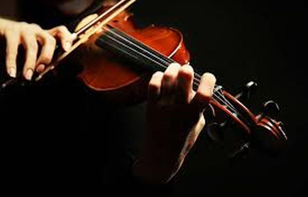 Personaggi Alessandrini. il violinista Giuseppe Demarchi