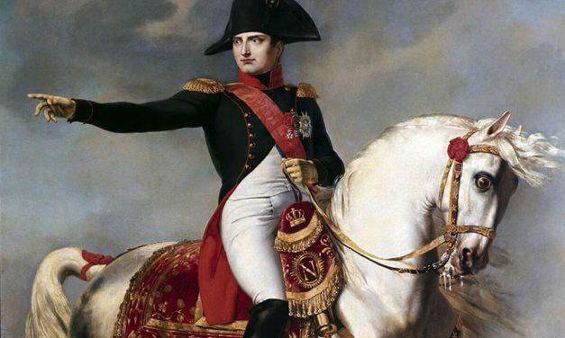 Personaggi Alessandrini: Monsieur Dounad caratteristico cuoco al seguito di Napoleone