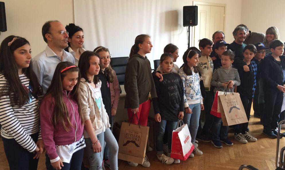 Imperia, l'elenco dei bambini premiati per il progetto Bio Kids