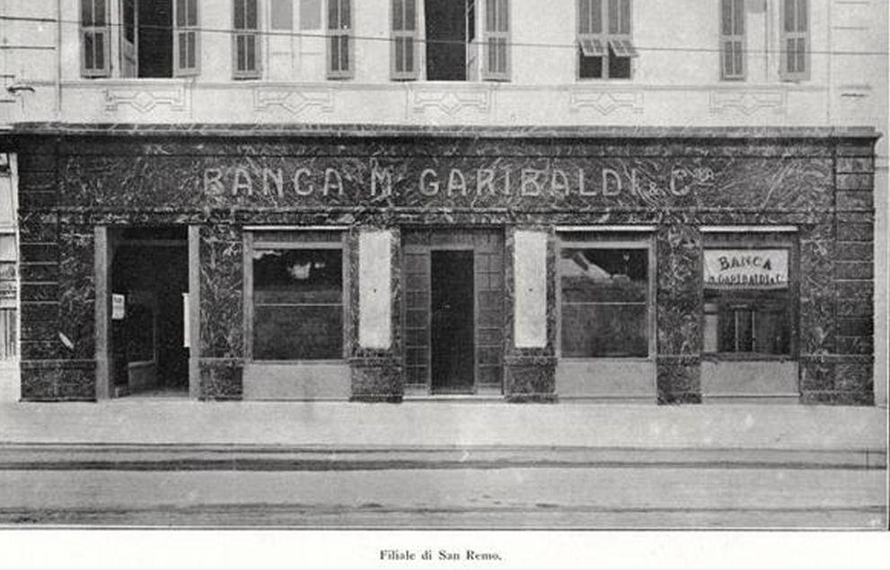 Il Fallimento della Banca Garibaldi ai Martedì Letterari di Sanremo