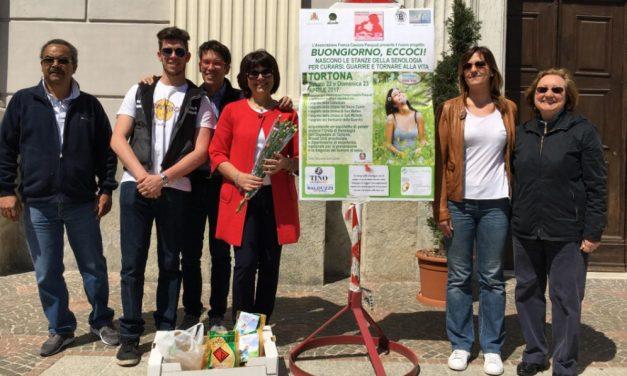 A Castelnuovo Scrivia il miele e le mele della ricerca per aiutare la Senologia di Tortona
