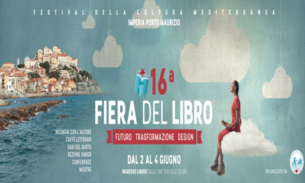 A Imperia nel primo week end di giugno arriva il Festival della Cultura Mediterranea con Fiera del Libro, del gusto e tanto altro