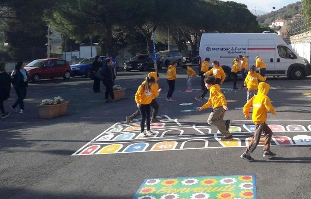 Il nostro articolo su Diano San Pietro diventato vetrina nazionale di un'azienda leader nel settore dei giochi da strada