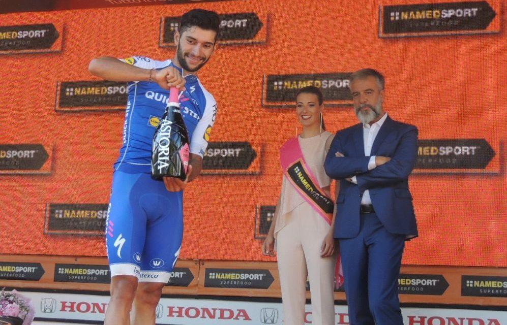 Oltre 10 mila persone a Tortona per vedere l'arrivo del Giro d'Italia. Tappa di qualità medio-alta per gli addetti ai lavori
