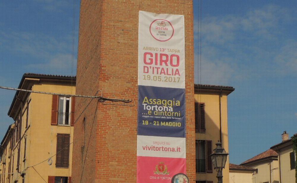 A Tortona cresce l'attesa per l'arrivo del Giro d'Italia: ecco cosa succederà e tutti gli appuntamenti