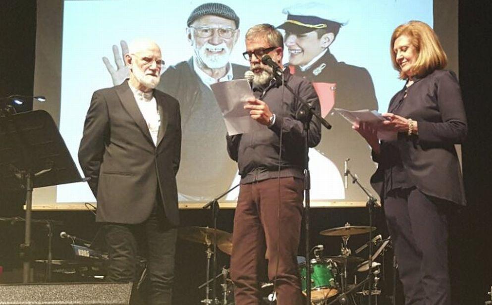 Conferito a Luigi Albertelli il Premio Città di Tortona Grosso d'Oro 2017.