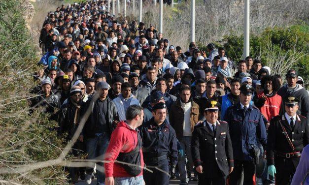 Migranti, servono misure urgenti per evitare di destabilizzare il paese