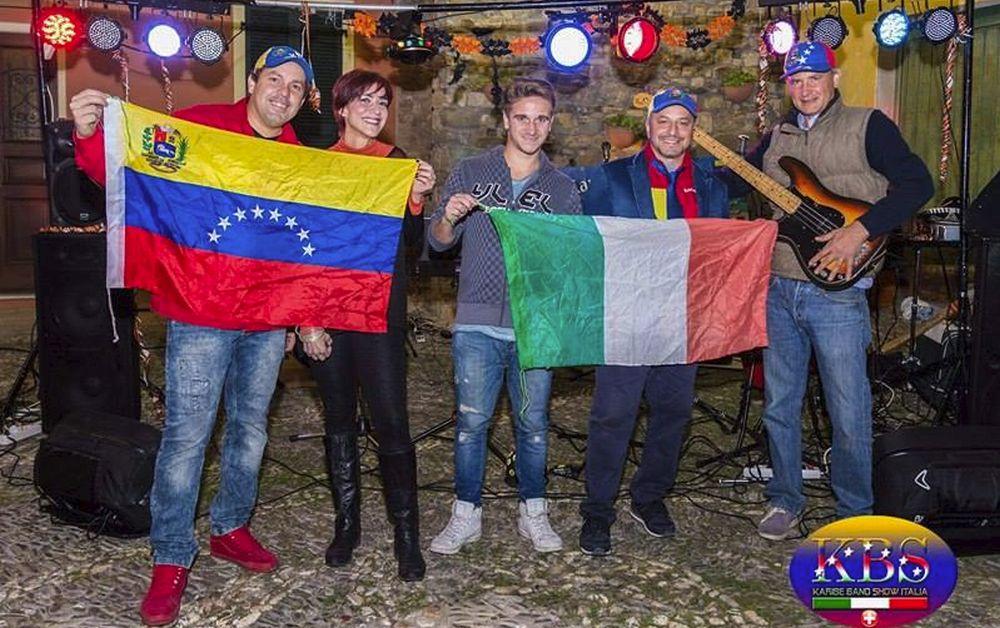 Venerdì sera a San Bartolomeo si esibisce la Karibe Band col suo spettacolo molto apprezzato