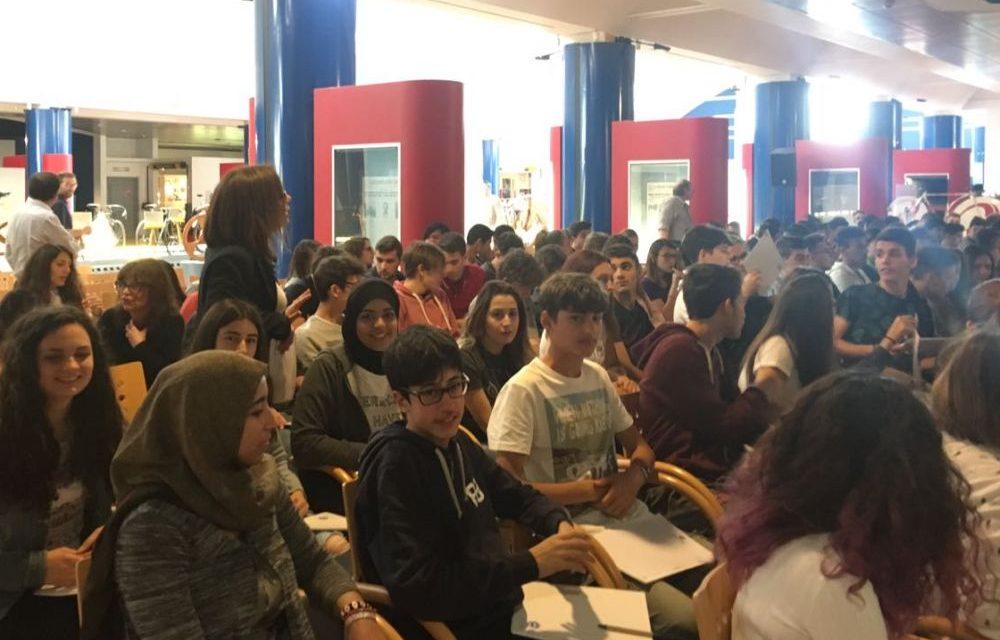 Gli studenti del Marconi di Tortona a Novi Ligure per un convegno sull'energia circolare
