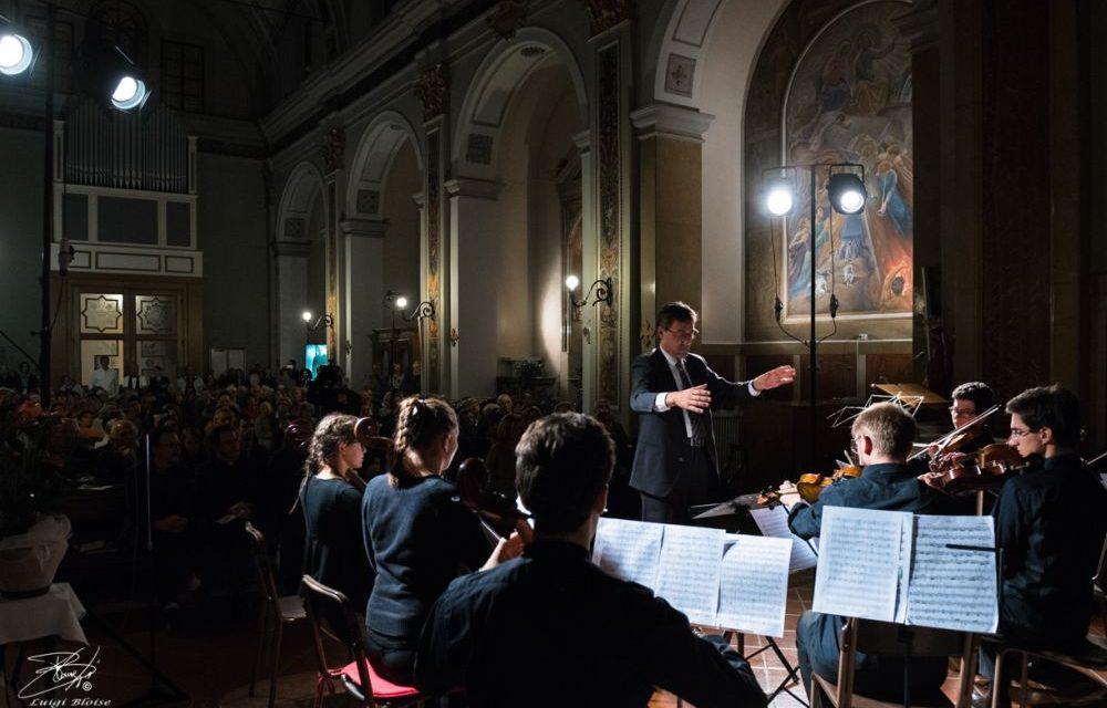 Domenica 14 maggio i giovani delle Orchestre dei Conservatori suoneranno a Tortona nel nome di Perosi
