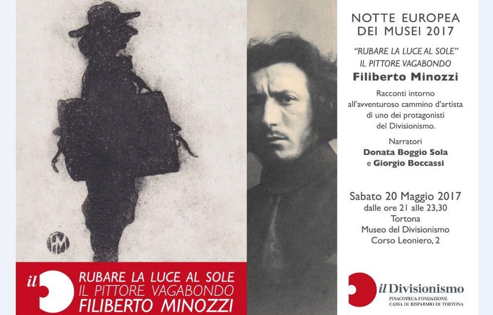"""Nella notte europea dei Musei sabato  """"Il Divisionismo"""" di Tortona apre al pubblico con un singolare spettacolo gratuito"""