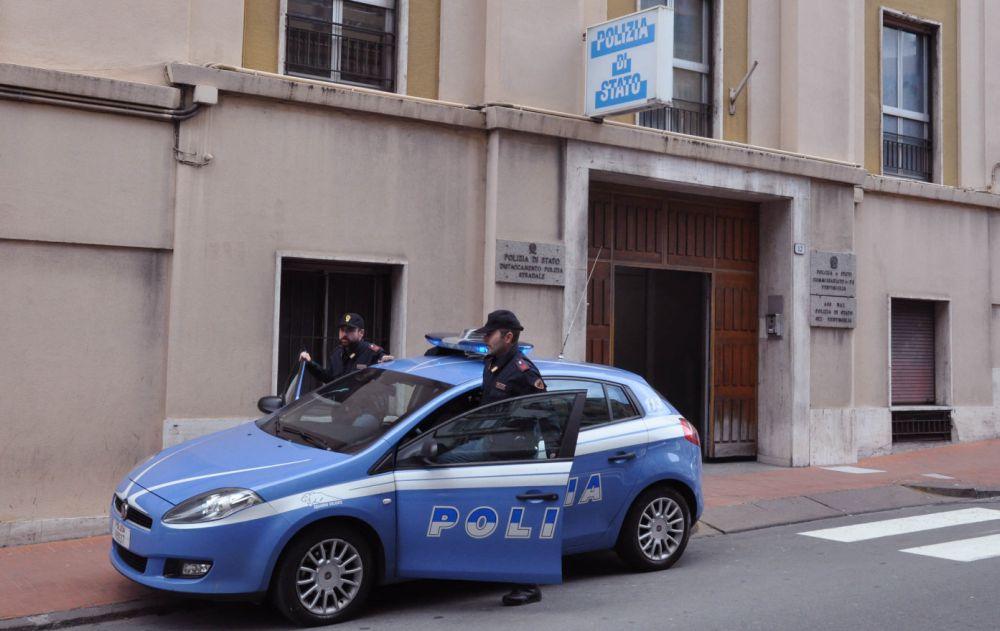 Ventimiglia. La Polizia di Stato indaga un giovane afghano per il reato di lesioni e tentato favoreggiamento