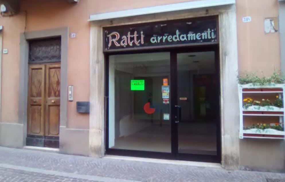 A Tortona ha cessato l'attività Ratti Arredamenti storico mobilificio nel cuore della città