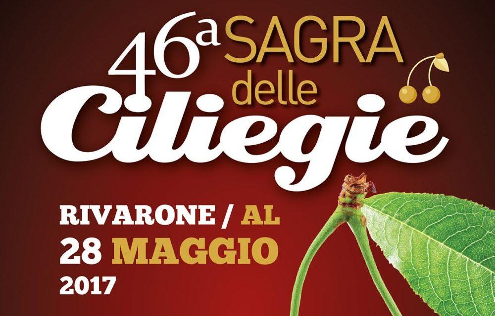 Torna a Rivarone la sagra delle ciliege uno degli appuntamenti più dolci e gustosi della provincia alessandrina!