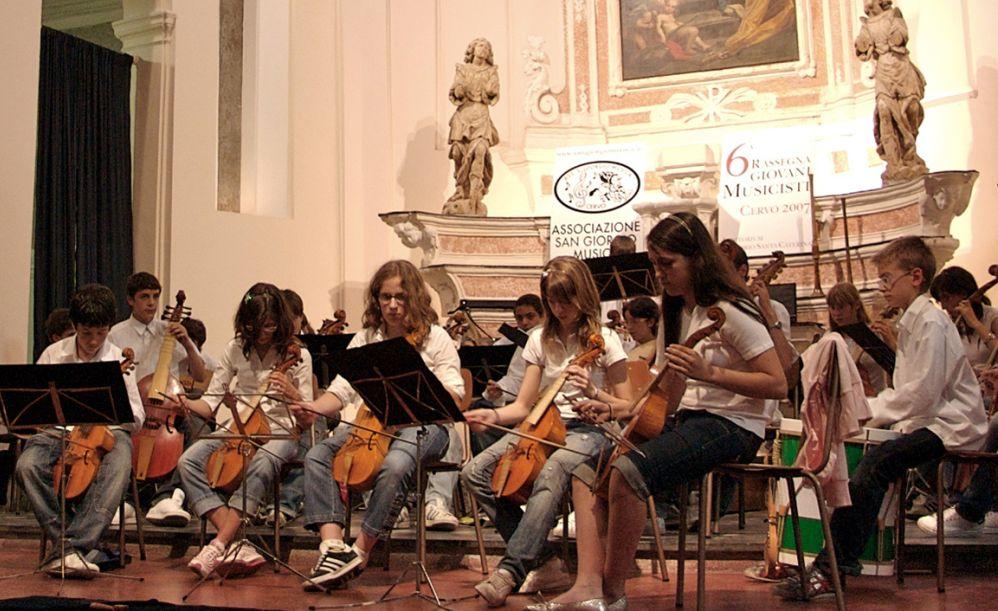 Cervo, il programma dei concerti di sabato dei giovani musicisti all'oratorio di Santa Caterina