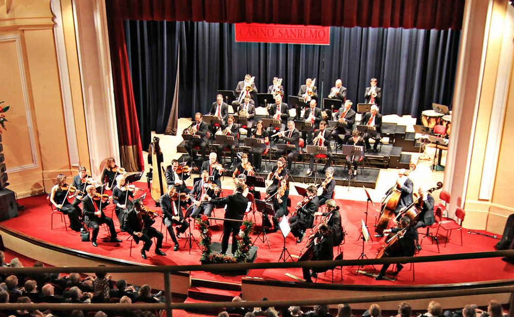 Giovedì l'orchestra sinfonica di Sanremo esegue Chopin e Schubert