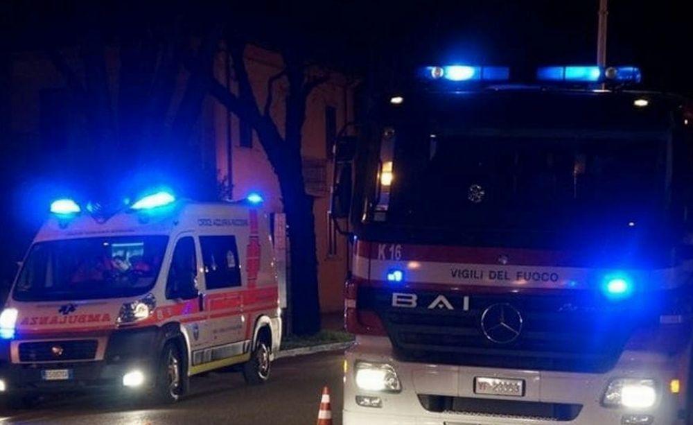 Giovane marito muore stroncato dal monossido davanti alla for Intossicazione da monossido di carbonio