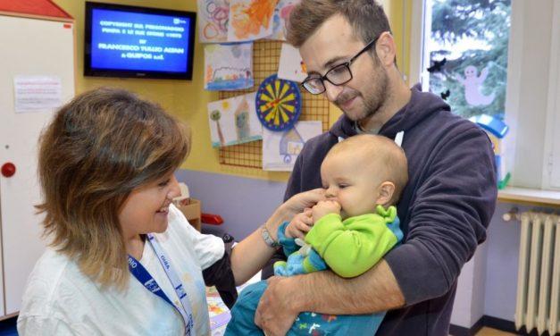 L'associazione ABIO cerca volontari per la pediatria dell'ospedale di Voghera