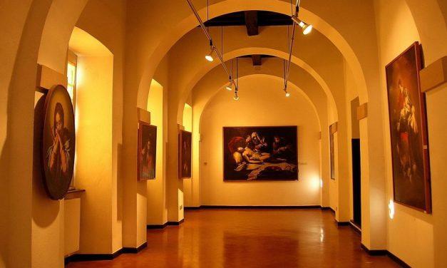 Pinacoteca di Voltaggio : visita guidata straordinaria venerdì 17 agosto ore 19