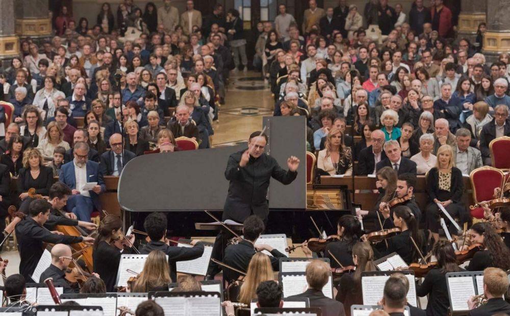 """Tortona, grande successo, oltre ogni aspettativa, per il primo concerto del """"Festival delle Orchestre giovanili – YOUTH 2017"""""""
