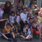 I bambini di Tortona vanno in biblioteca alla ricerca dell'avventura./Le immagini