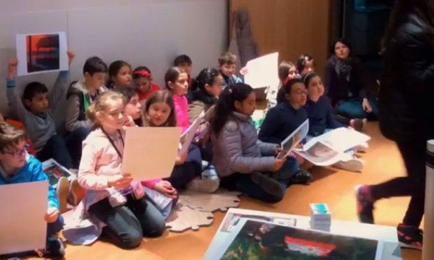 """La scuola primaria di Voghera in visita a """"Il Divisionismo"""" di Tortona"""