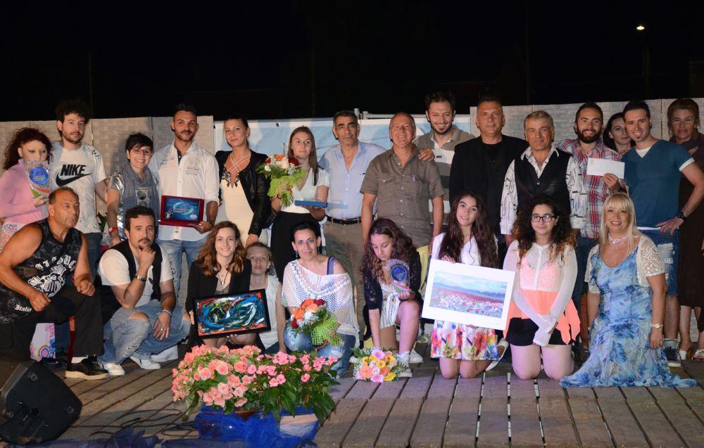 """Alexia Bondesan di Alessandria ha vinto la terza tappa del concorso """"Una canzone per sognare"""""""