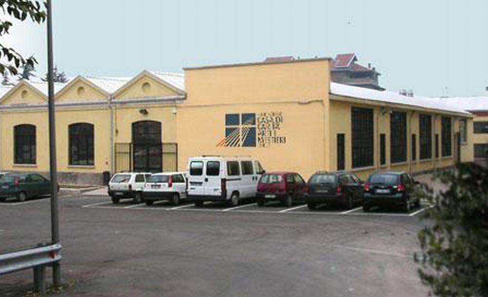 A Tortona nasce una nuova palestra nei locali dell'ex Casa di carità lasciati liberi