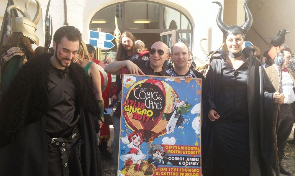 Grande successo di pubblico e di critica per Casale Comics