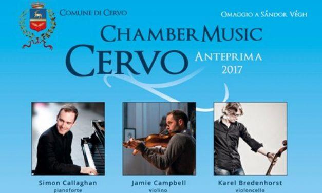 """A Cervo domenica c'è un concerto della """"Cervo Chamber Music"""""""