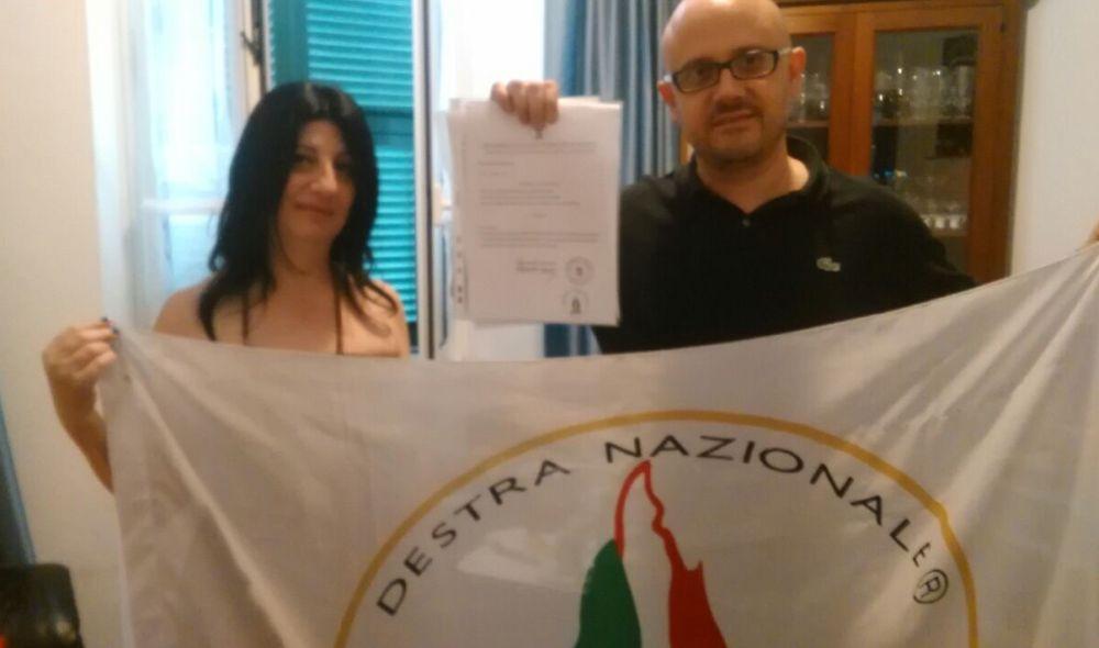 In provincia di Imperia rinasce la Destra Nazionale e Alessandro Condò di Sanremo è il coordinatore