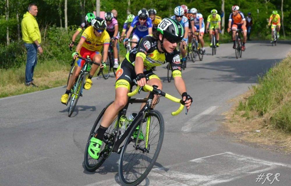 A Novi Ligure una promessa del ciclismo: è Andrea Gamalero di 15 anni, ma è costretto ad allenarsi a Valenza
