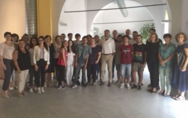 """Il Comune di Tortona incontra i giovani studenti del progetto """"Alternanza scuola-lavoro"""""""