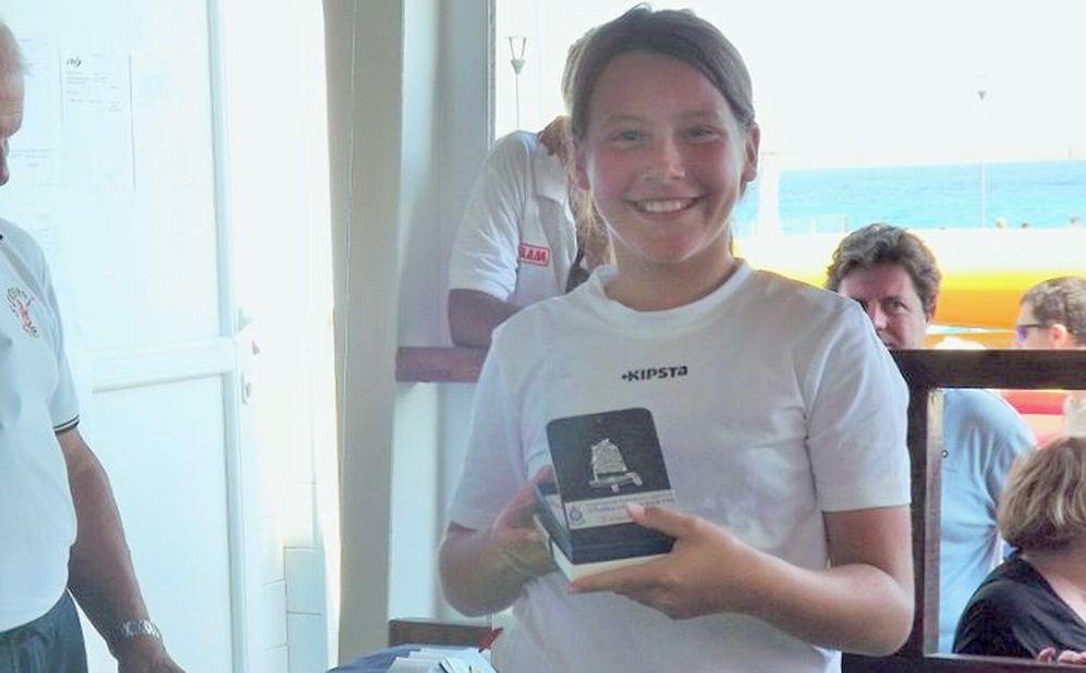 I giovani vielisti di Diano marina sugli scudi a Spotorno e Marta Iannolo ne è la degna rappresentante
