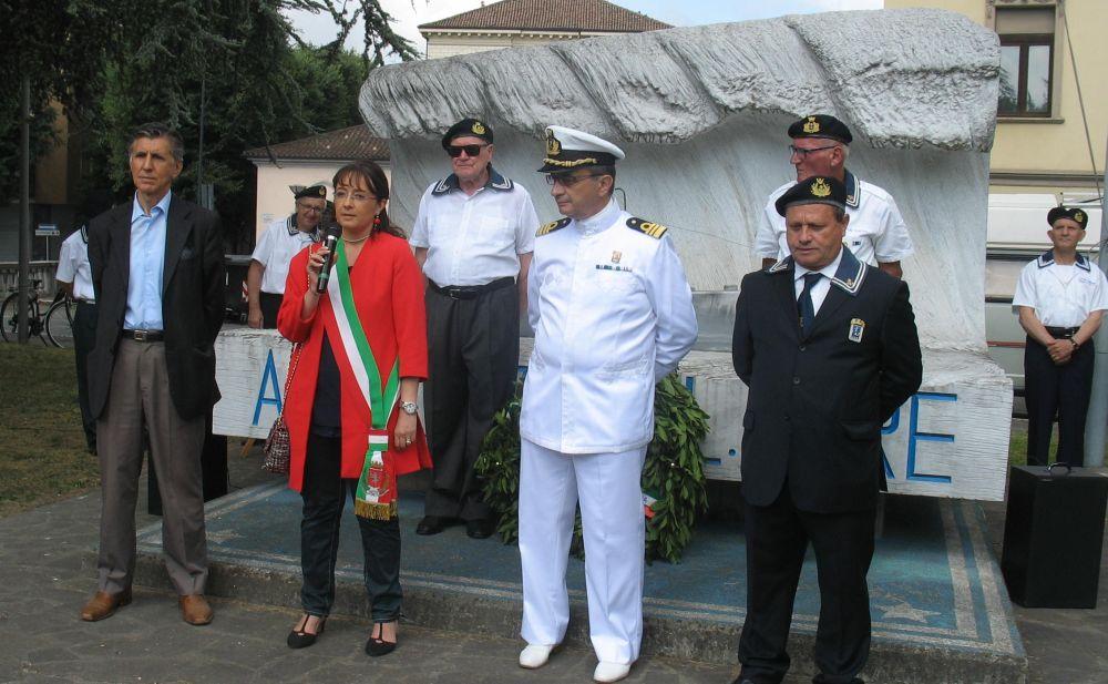 """Domenica a Tortona è stata celebrata la """"Festa della Marina"""" con tanta partecipazione"""