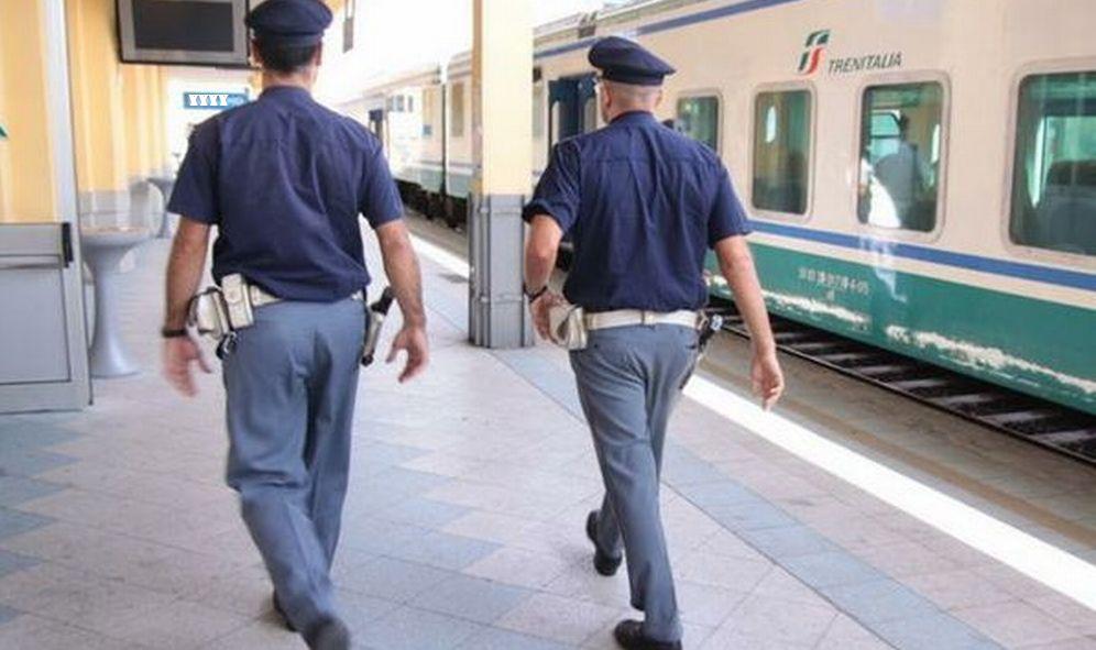 Condannato a 3 anni di carcere cercava di scappare in Francia, bloccato e arrestato dalla Polfer di Ventimiglia