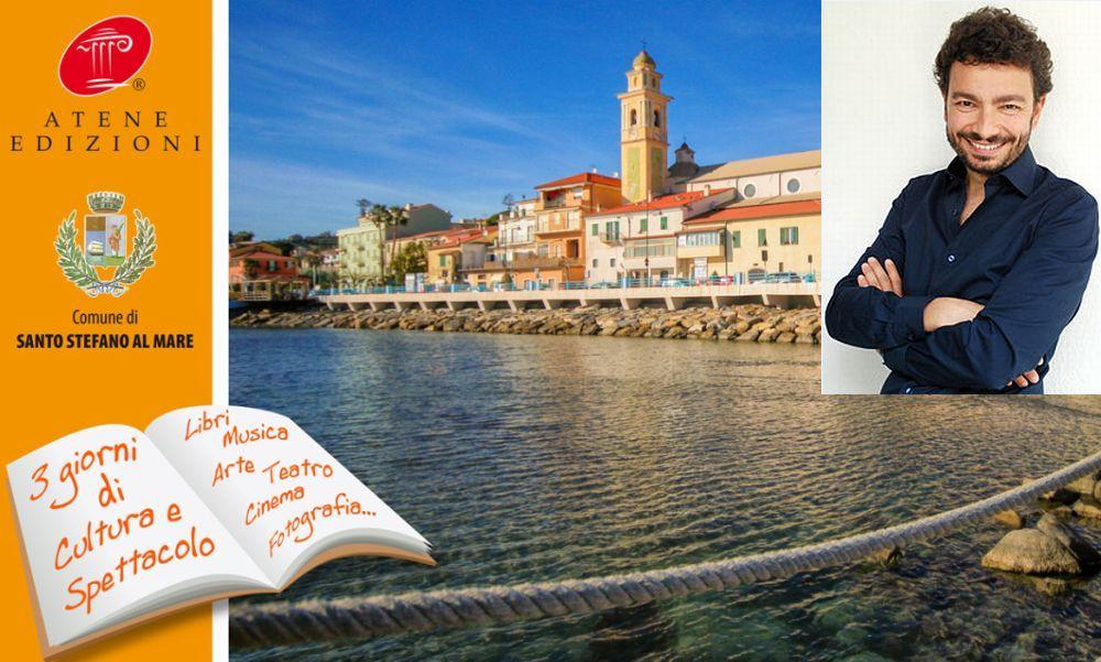 Primo super ospite al Festival del libro di Santo Stefano: Massimo Polidoro, uno dei maggiori esperti nel campo del mistero e della psicologia dell'insolito