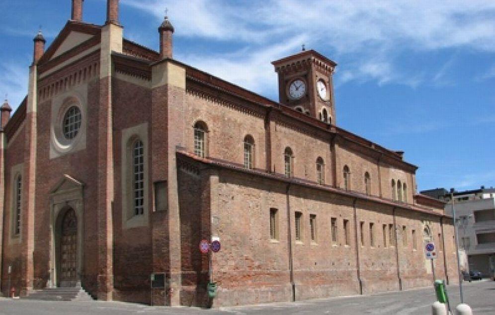 Personaggi Alessandrini: Don Luigi, il parroco di Santa Maria di Castello