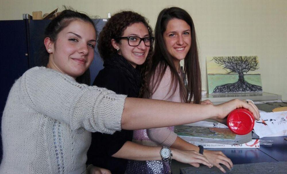"""Al via """"Cervo ti Strega"""" con la prima rassegna: una mostra degli studenti del Ruffini, del Viesseux e del Polo tecnologico"""
