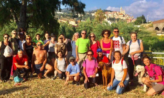 Un successo il trekking sui sentieri del Golfo Dianese organizzato a San Bartolomeo